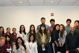 Madero Middle School Students Visit Primera Office