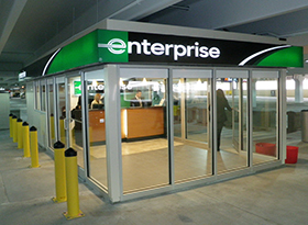Midway Consolidated Rental Car Facility Now Open for Business!