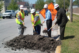 Breaking Ground in East Chicago