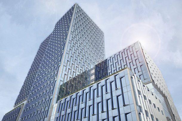 BBVA Bancomer Torre and Centro Operativo