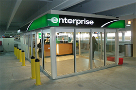 Consolidated Rental Car Facility – Midway Airport
