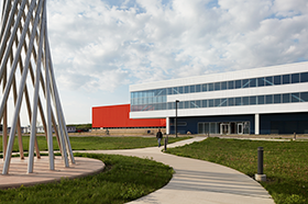 Illinois Accelerator Research Center - Office, Technical, and Education Building