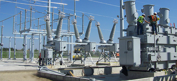 Wind Farm Substations