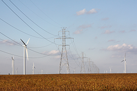 Wind Farm Substations