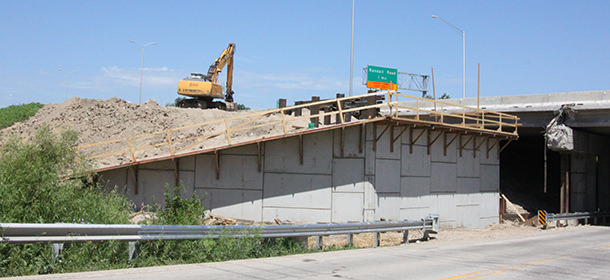 Jane Addams Memorial Tollway (I-90) Reconstruction and Add Lane
