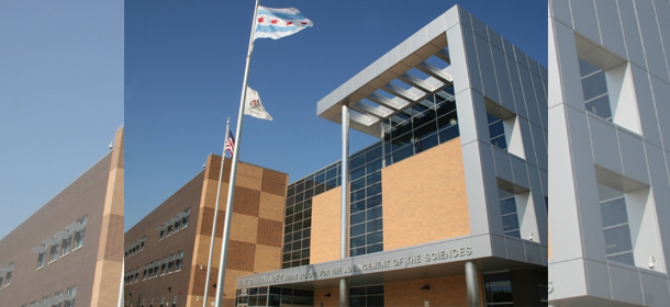 Irene C. Hernandez Middle School for the Advancement of the Sciences