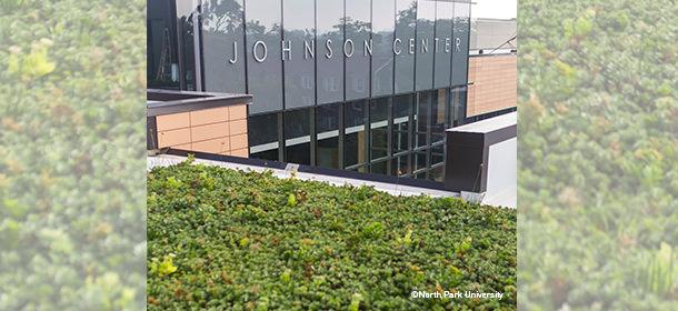 Nancy & G. Timothy Johnson Center for Science & Community Life