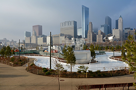 Maggie Daley Park and Fieldhouse