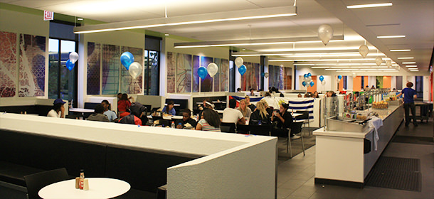 Magnuson Dining Hall Renovation