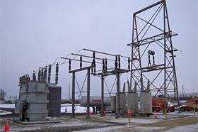 Rockford Training Center Substation