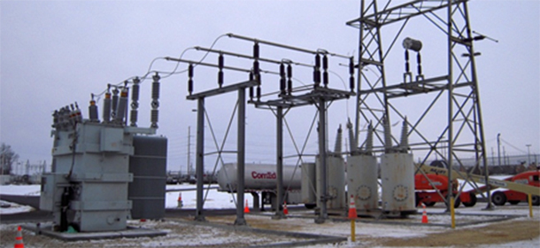 Rockford Training Center Substation