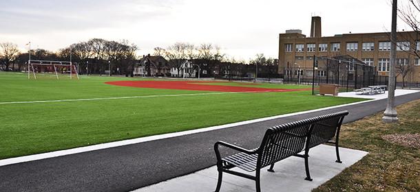 South Shore High School/Rosenblum Park Redevelopment
