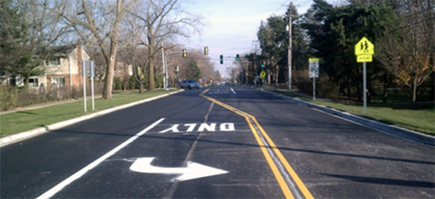 Techny Road & Pfingsten Road Improvements