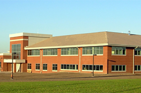 Consolidated Reserve Center - Schenectady
