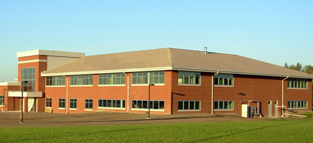 Consolidated Reserve Center – Schenectady