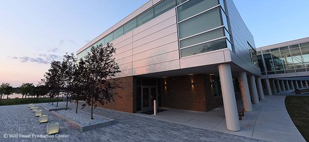 WIU Quad Cities Riverfront Campus