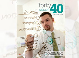"Josh Greenfield, Primera's Energy Efficient Expert, Recognized as one of BD+C's ""40 Under 40"""