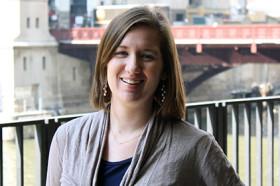 Lighting Studio Manager, Lindsey Fimek, recognized in CSE's