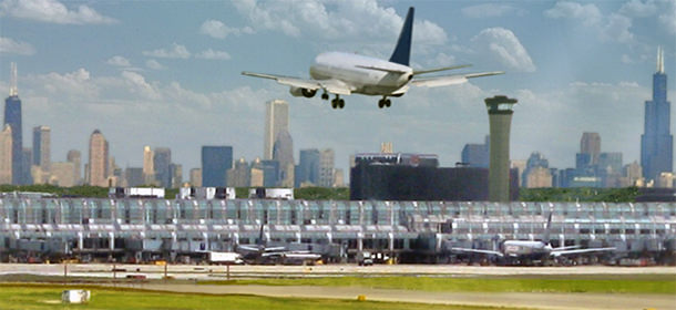 O'Hare Airport Concessions Taking Flight with Commitment to Sustainability