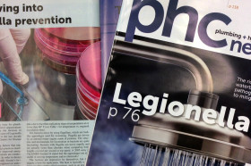 """Deep Diving into Legionella Prevention"" Featured in PHC News and Plumbing Engineer"