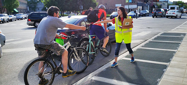 IDOT and Primera Put Spotlight on Bicyclist and Pedestrian Safety