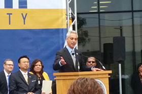 NEIU Celebrates Grand Opening of New Urban Campus with State-of-the-Art El Centro Facility
