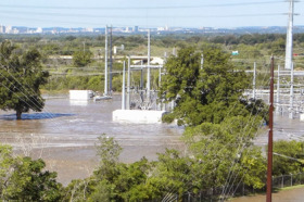 Water and Electricity Don't Mix: Bringing Flood Mitigation to Electrical Utilities