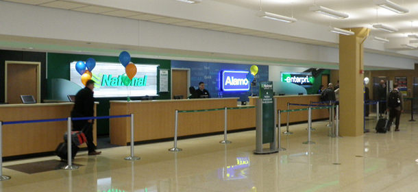 Consolidated Rental Car Facilities at Airports – All They Do Is Win-Win-Win, No Matter What