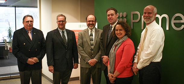 DuPage County Board Chairman Dan Cronin Visits Primera's Lisle Office