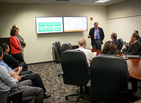DuPage County Board Chairman Dan Cronin Visits Primera's Lisle Office