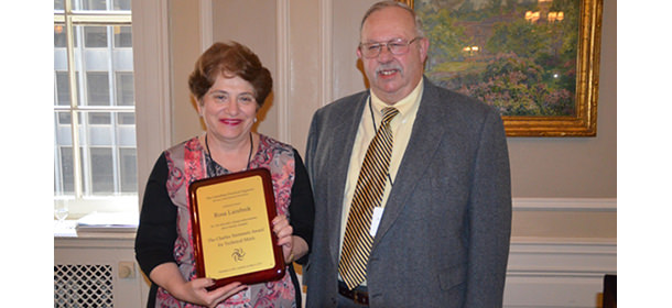 Rosa Lazebnik, Primera's Technology Manager and Senior Vice President, Receives the Charles Steinmetz Award for Technical Merit