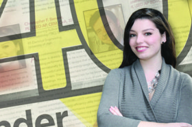 """Primera's Fire Protection Specialist, Amanda Beck, recognized in CSE's """"40 Under 40"""""""