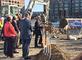Primera's McCormick Place Event Center Project Breaks Ground