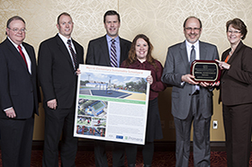 Primera Recognized at 2016 ACEC-IL Engineering Excellence Awards Luncheon