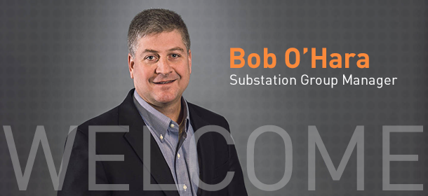Primera Welcomes Bob O'Hara as Substation Group Manager