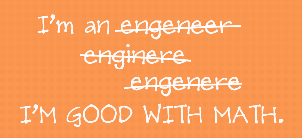 National Engineer's Week: An Engineer's Perspective on… Engineering!
