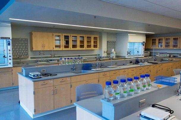 Lab Ventilation Design