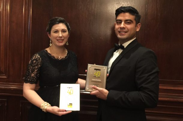 """Primera Lighting and Electrical Experts Recognized in CSE's """"40 Under 40"""""""
