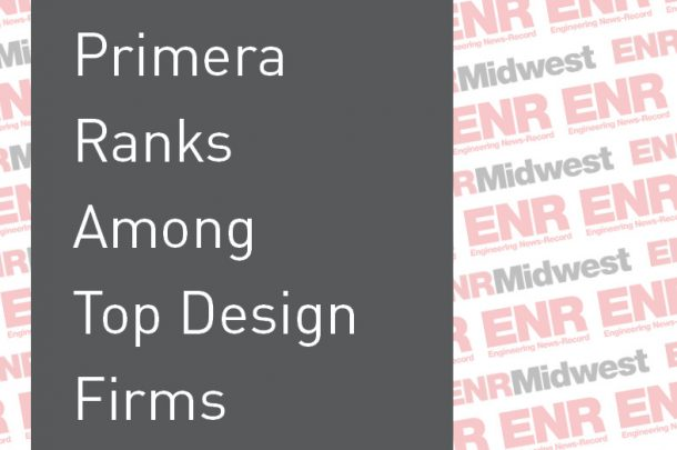 Primera ranked in ENR's Top Design Firms List
