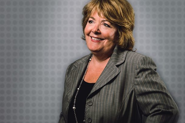 Consulting Division Manager, Mary O'Toole, Promoted to Senior Vice President