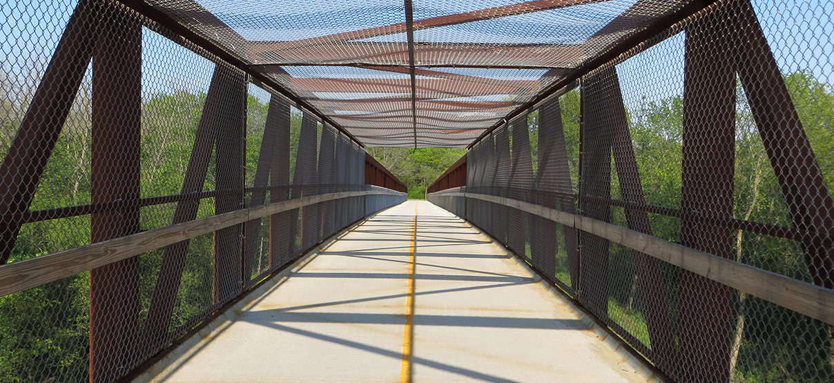 Thorn Creek Bicycle Trail Bridges