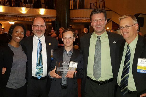 Primera Honored with Private Sector Employer Recognition Award by ASCE Illinois Section