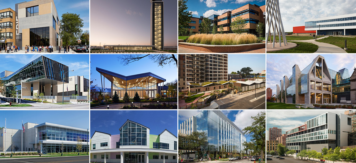 Twelve Primera Projects Contend for AIA Chicago Design Excellence Awards