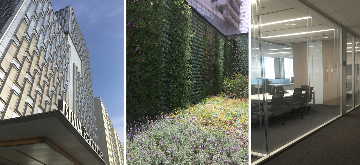 BBVA Bancomer Operations Center Honored by Mexican Sustainable Building Institute