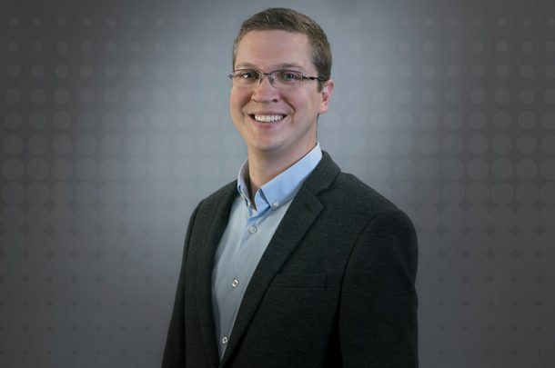 Electrical Distribution Group Manager, Adam Rehfeld, Promoted to Vice President