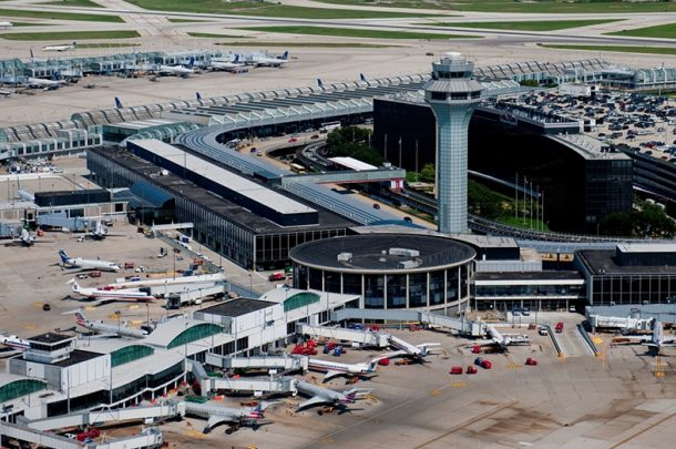 Chicago O'Hare Airport's South Cargo Area - A Green Stormwater Management Case Study