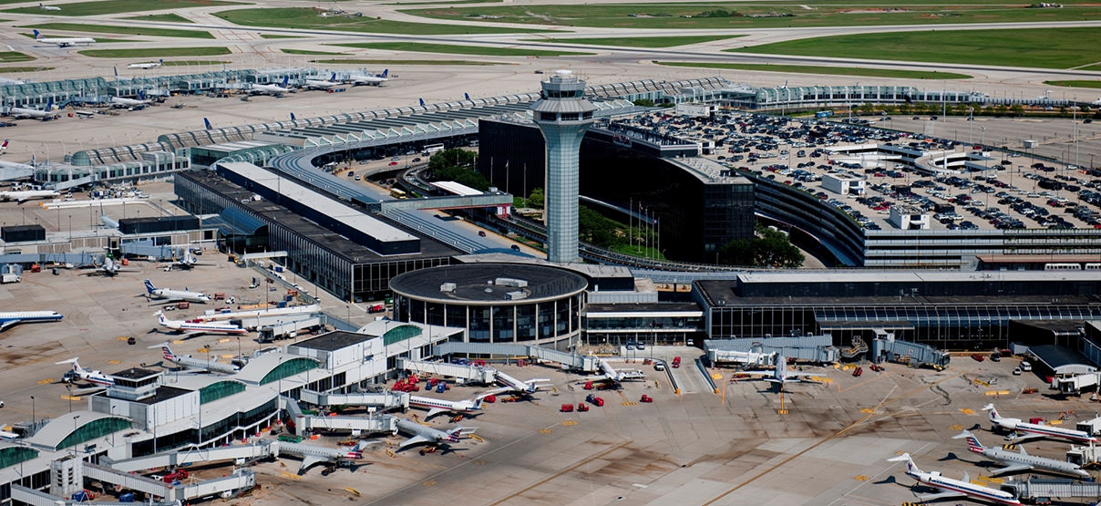 Chicago O'Hare Airport's South Cargo Area – A Green Stormwater Management Case Study