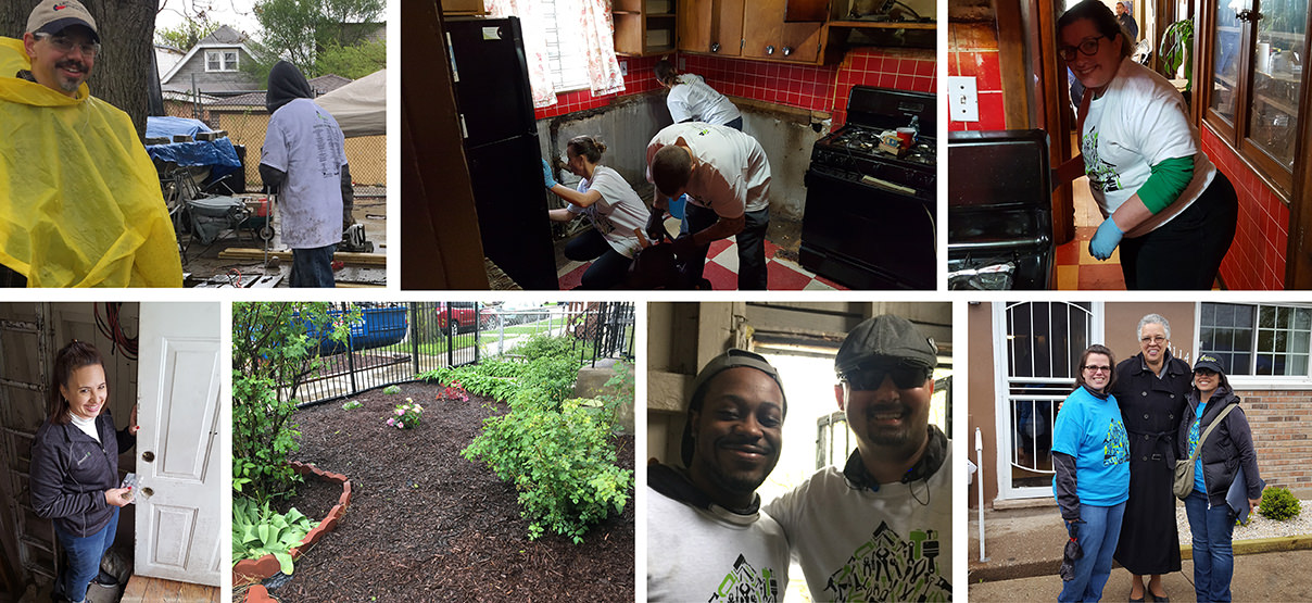 Primera participates in Rebuilding Together's National Rebuilding Day