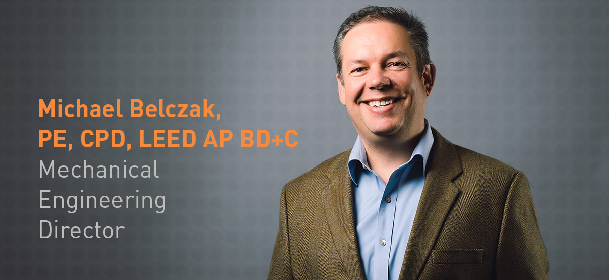 Michael Belczak Promoted to Mechanical Engineering Director