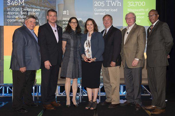 Primera Recognized with Exelon Utilities Community Engagement Award